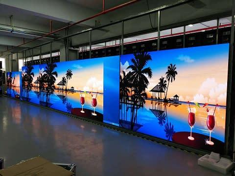 LED scherm 2.5mm